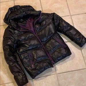 Adidas goose down winter coat
